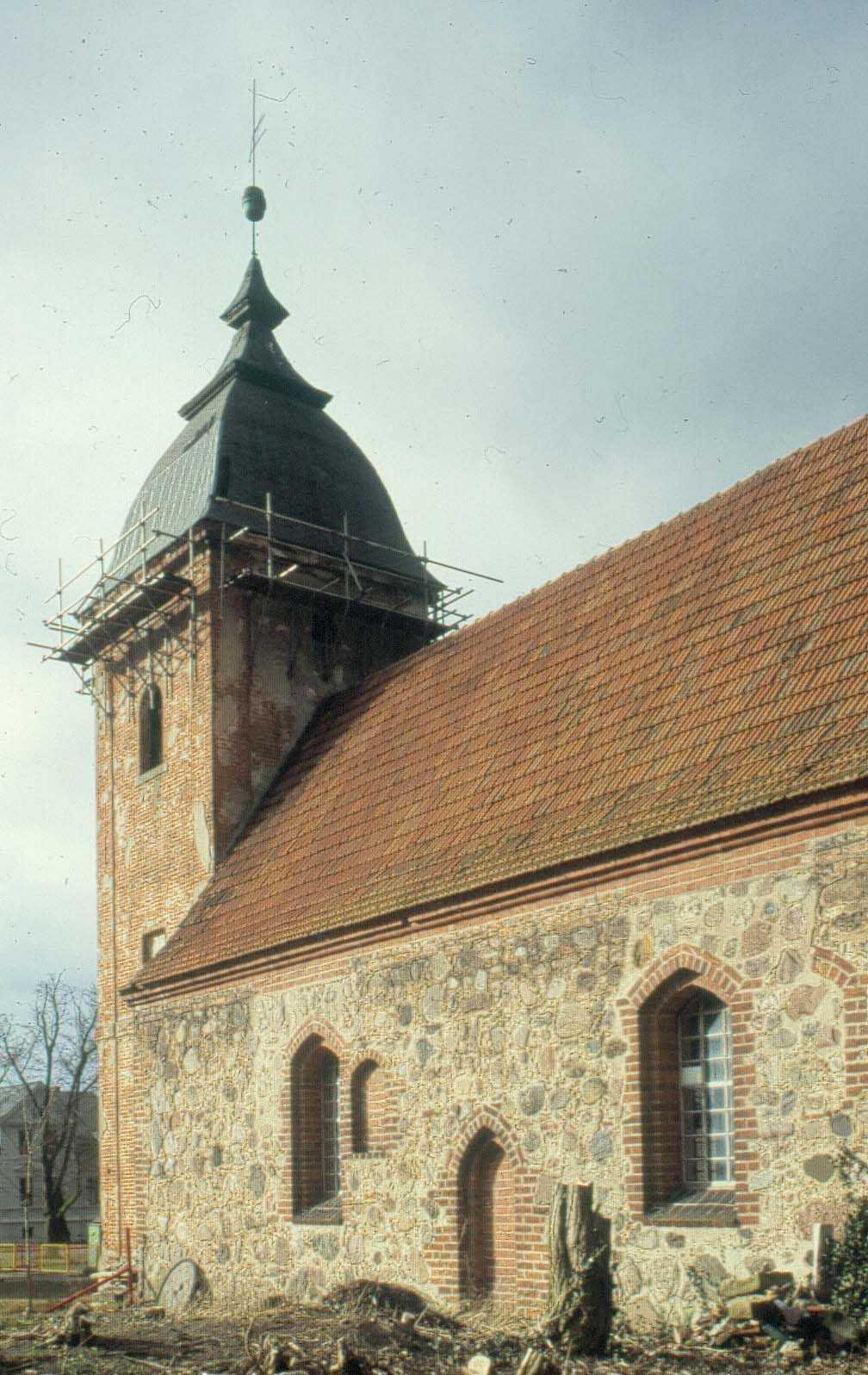Die Gortzer Kirche soll wieder als öffentlicher Raum wahrgenommen werden