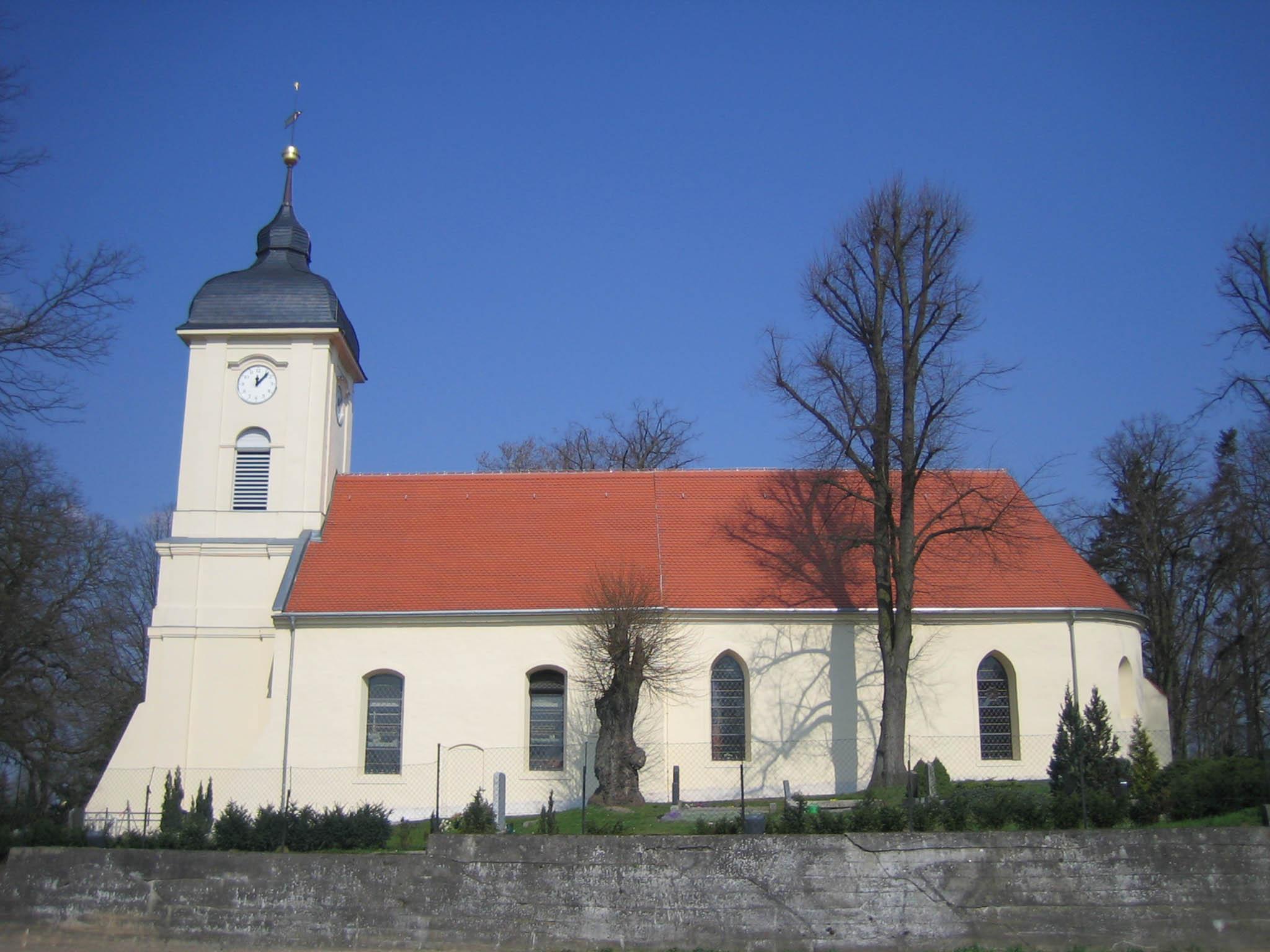Kirche Klosterfelde