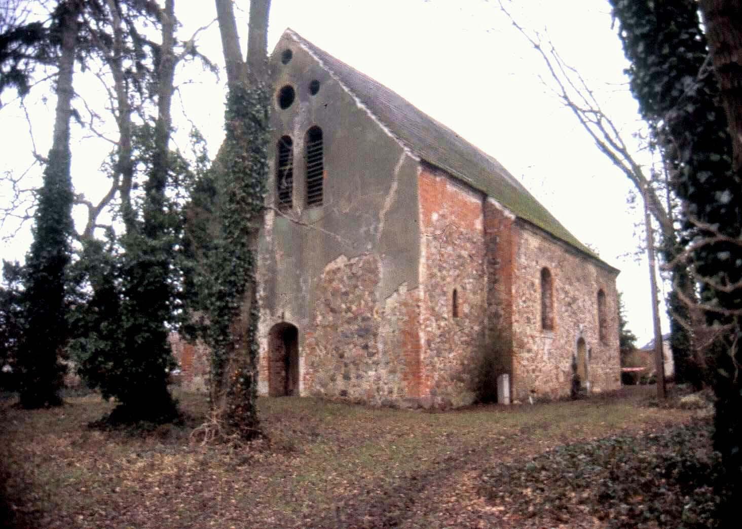 Kirche Biesdorf