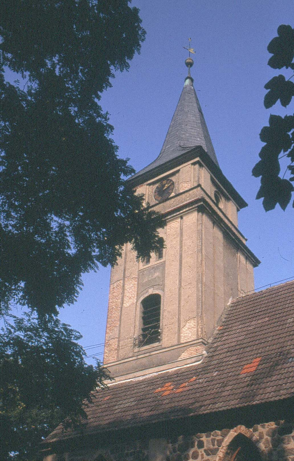 Dorfkirche Blindow