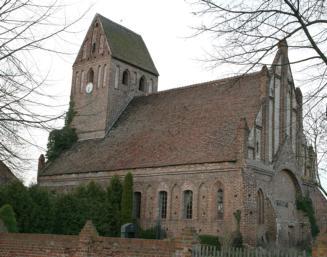 Kirche Buckow