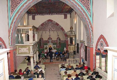 Hohenfinow - Orgel