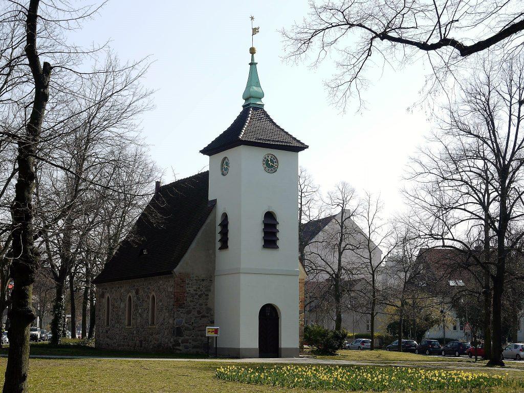 Dorfkirche Reinickendorf - Förderkreis Alte Kirchen Berlin