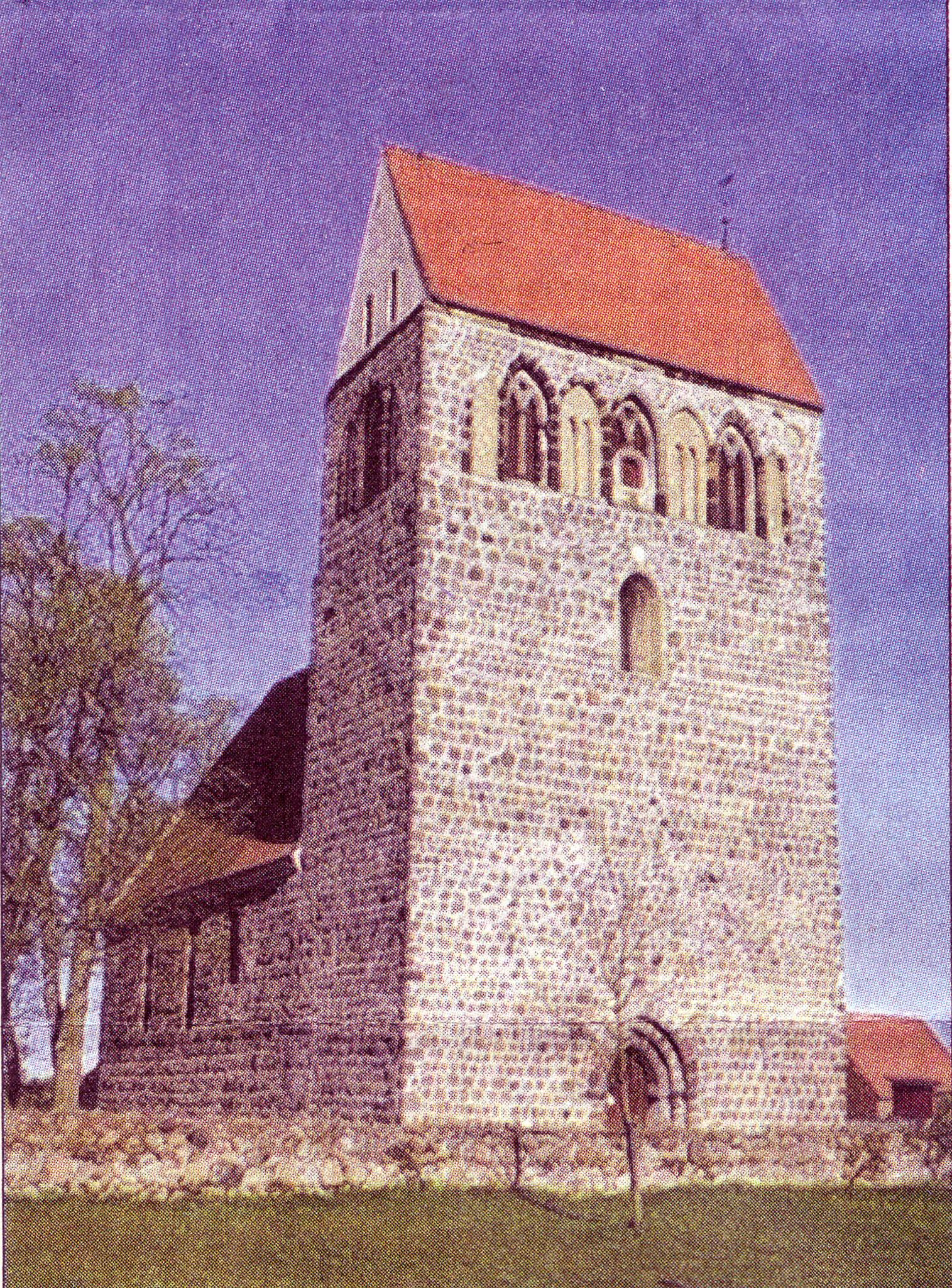 Kirche in Riedebeck