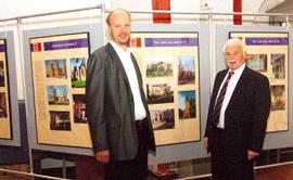 Ausstellung in der Nikolaikirche Siegen