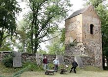 Turmsanierung Heinsdorf